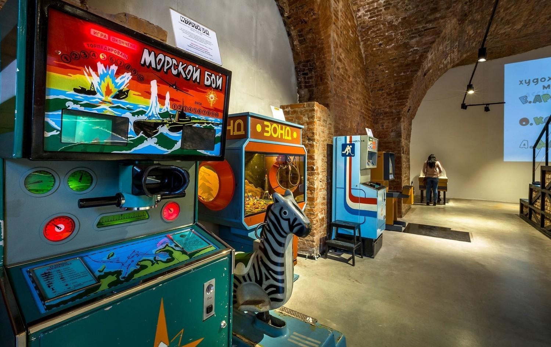 Принцип игрового автомата